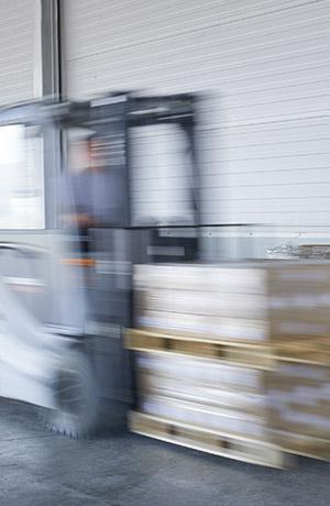 Logistique et Livraison
